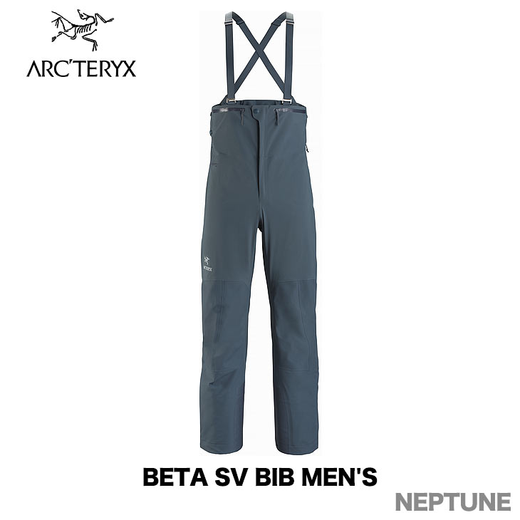 ARC'TERYX アークテリクス 19-20 BETA SV BIB MEN'S ベータ SV ビブ パンツ メンズ スキー スノーボード ウェア