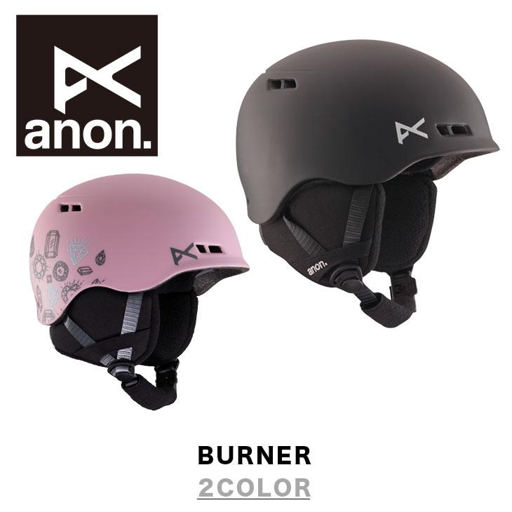 ANON アノン ヘルメット 19-20 BURNER スノーボード スキー 国内正規品