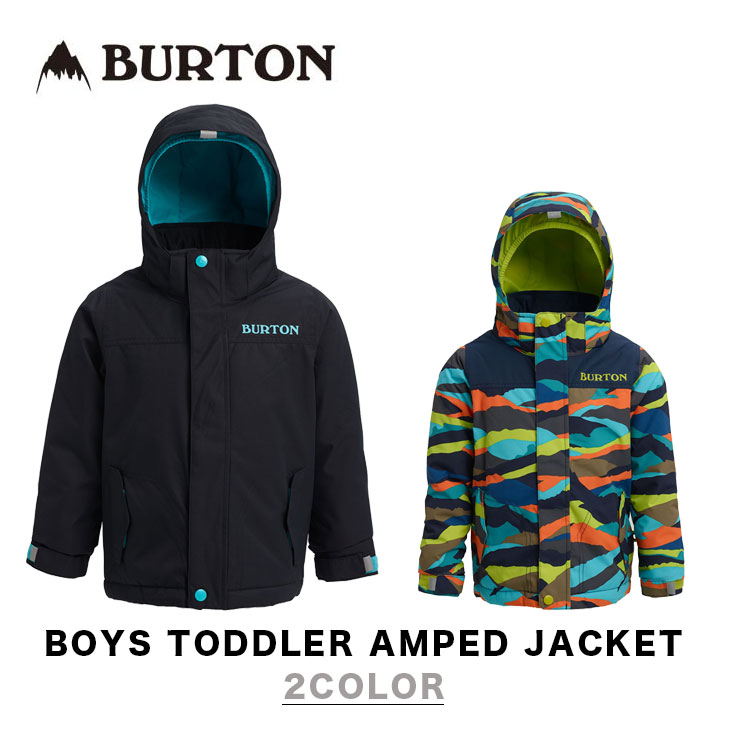BURTON バートン ウエア 19-20 BOYS TODDLER AMPED JACKET ジャケット ボーイズ キッズ