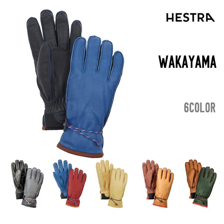 HESTRA ヘストラ グローブ 19-20 WAKAYAMA ワカヤマ 30720 スキー スノーボード
