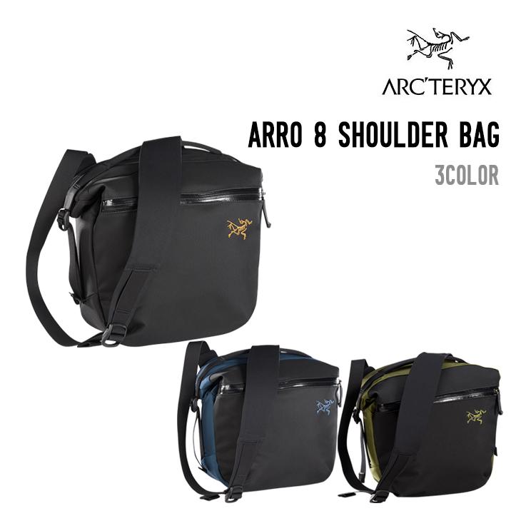 ARC'TERYX アークテリクス ARRO 8 SHOULDER BAG アロー 8 ショルダーバッグ【送料無料 北海道 沖縄は除く】 バッグ