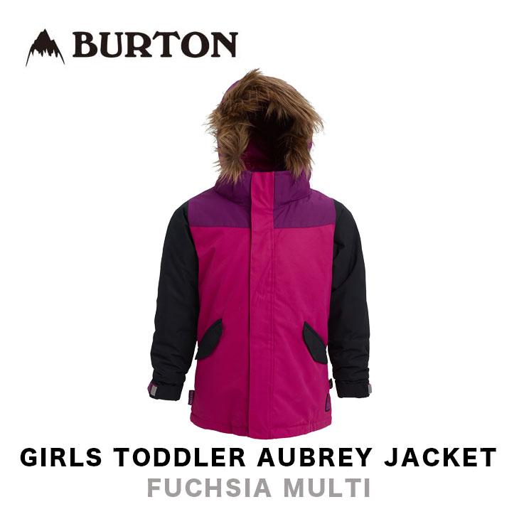 BURTON バートン ウエア 19-20 GIRLS TODDLER AUBREY JACKET ジャケット ガールズ キッズ