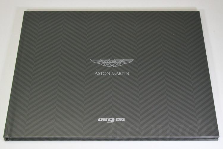 アストンマーチン DB9 GT ハードカバー カタログ MY 2016 英語 英国版