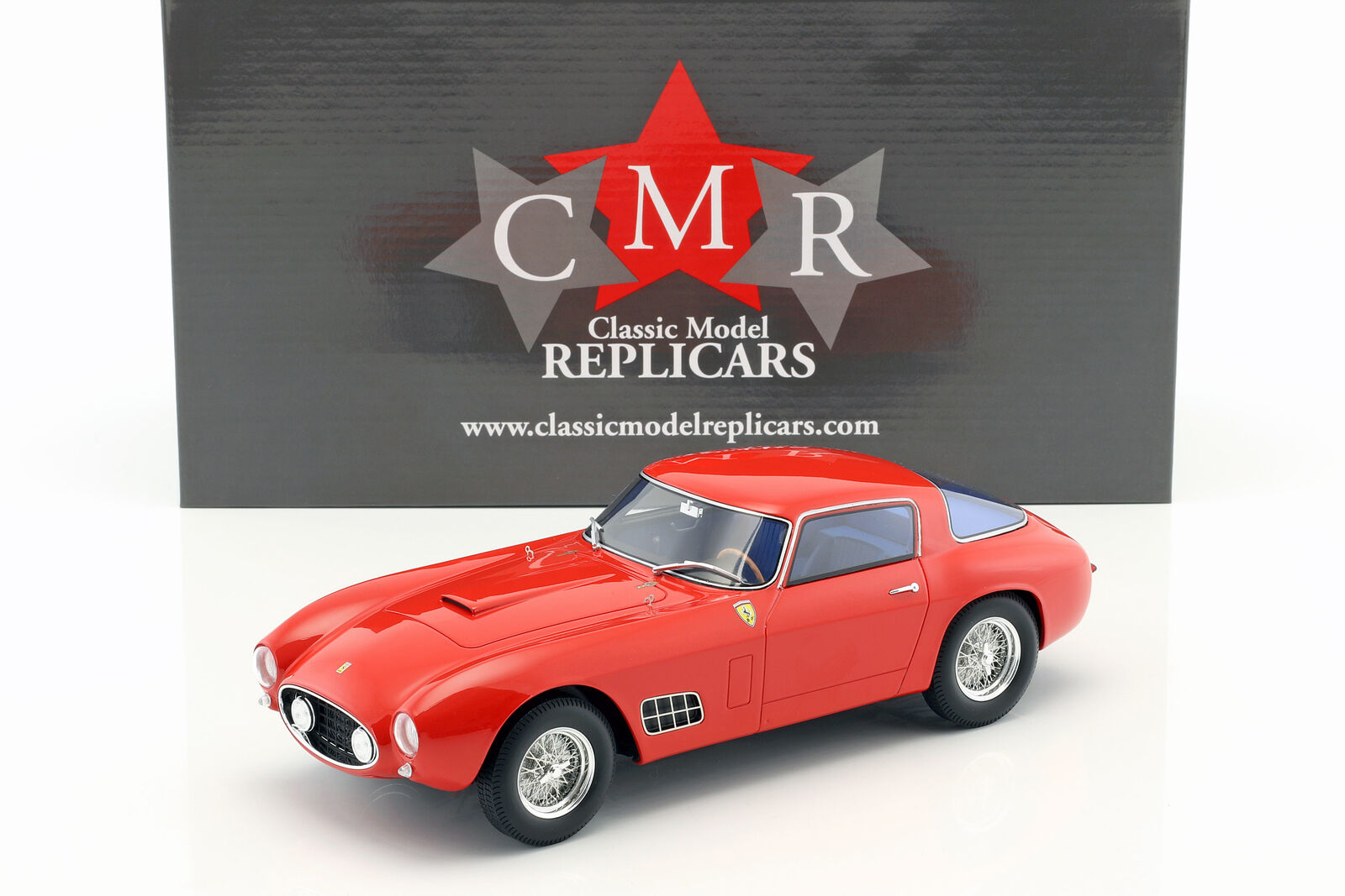 CMR 1/18 フェラーリ 250 GT ベルリネッタ コンペティツィオーネ 1956 レッド Ferrari 250 GT Berlinetta Competizione year 1956 red