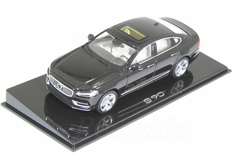 ボルボ特注 ノレブ 1/43 ボルボ S90 ブラック 2017