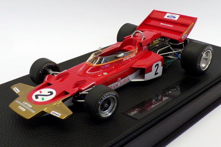 GP Replicas 1 安売り 18 ロータス 72C Rindt Champion ワールドチャンピオン World 年末年始大決算 Jochen Lotus