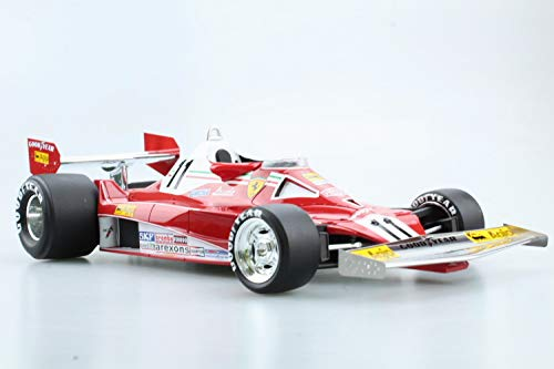 店内限界値引き中 セルフラッピング無料 GP Replicas 1 18 312 T2 1977 Ferrari アイテム勢ぞろい World Niki ワールドチャンピオン Champion Lauda