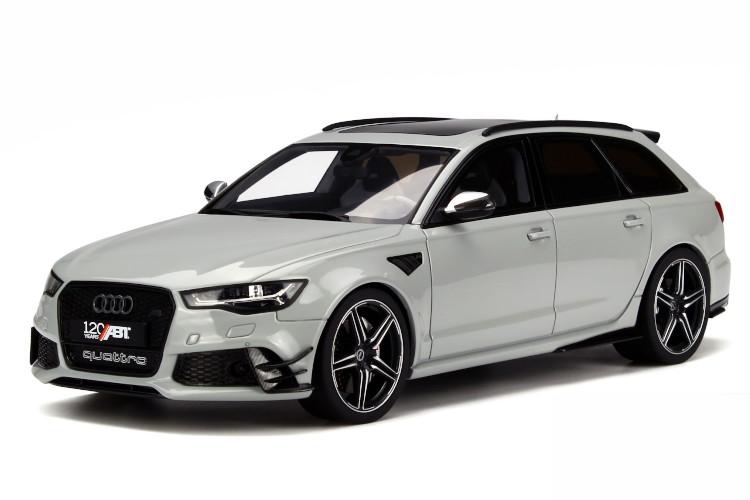 GT スピリット 1/18 アウディ アプト RS6-R GT SPIRIT Audi ABT RS6 Avant