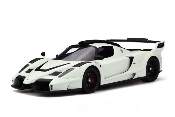 GT スピリット 1/18 Gemballa MIG-U1 2010 ゲンバラ フェラーリ エンツォ ホワイト