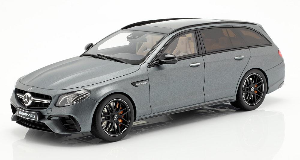 GTスピリット 1/18 メルセデス AMG E63 エステート 2017 グレー 232台限定 Mercedes Estate greymetallic Limited Edition 232 pcs
