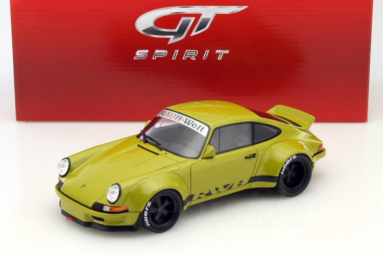 GT スピリット 1/18 ポルシェ 911 930 RWB ライトグリーン