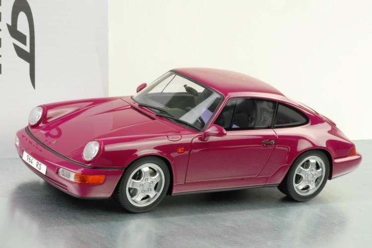 GT スピリット 1/18 ポルシェ 911 964 カレラ RS 1992 レッド Porsche 911 (964) Carrera RS