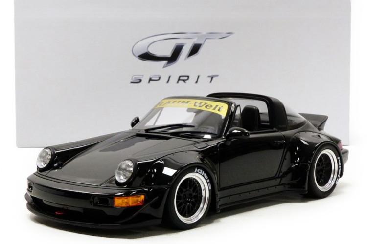 GT スピリット 1/18 ポルシェ 911 964 RWB タルガ ブラック