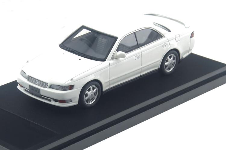 ハイストーリー Hi-Story 1/43 トヨタ マークll 2.5 ツアラー V JZX90 Toyota MARK〓 2.5 Tourer V (1994) スーパーホワイトll