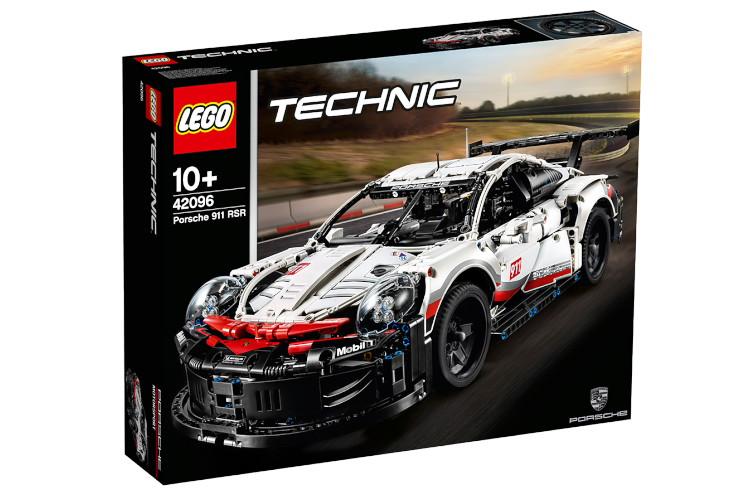 レゴ テクニック ポルシェ 911 GT3 RSR LEGO 991