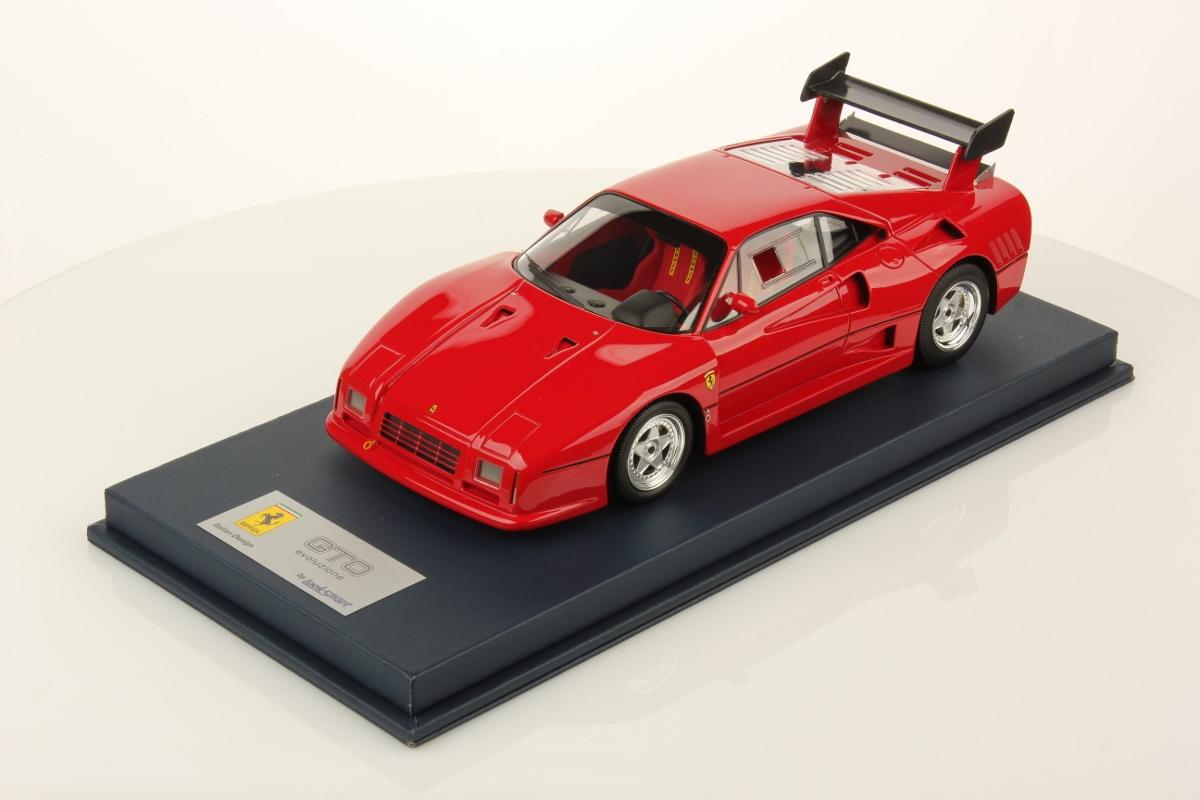 Looksmart ◆セール特価品◆ 1 18 フェラーリ タイムセール Ferrari GTO Evo 288