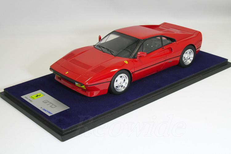 ルックスマート 1/18 フェラーリ 288 GTO ロッソコルサ 49台限定
