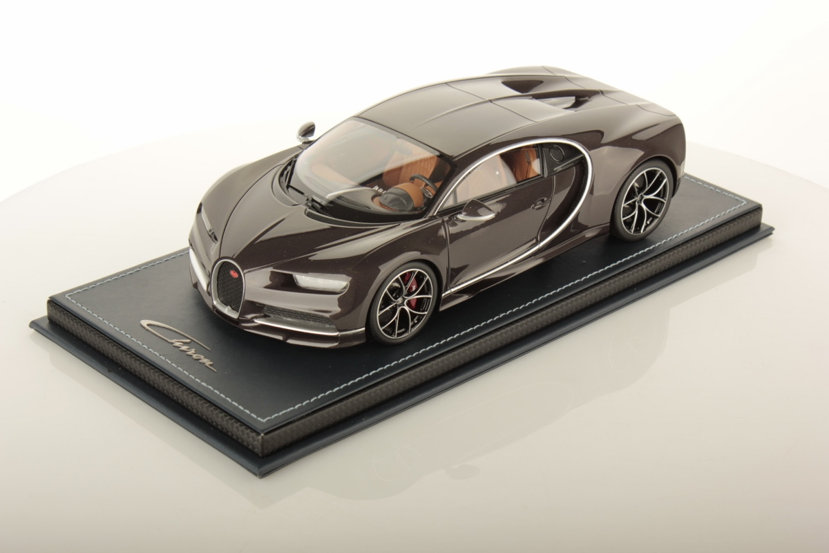 <title>MR collection 本店 1 18 ブガッティ シロン Bugatti Chiron</title>