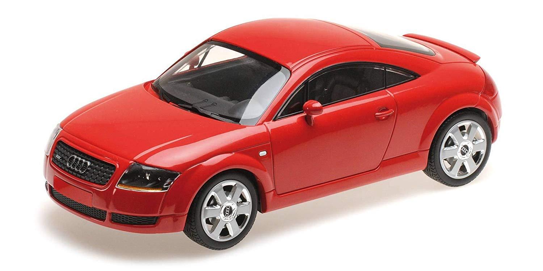 ミニチャンプス 1/18 アウディ TT クーペ 1998 レッド Audi TT Coupe 1998 red Limited Edition 300 pcs