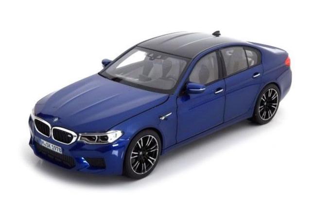 ノレブ 1 18 BMW M5 ブルー F90 marina 開閉 <セール&特集> bay 2018 blue 新発売 limousine