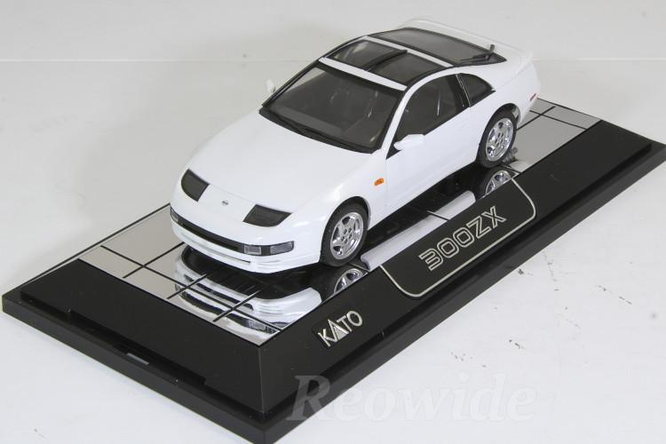 KATO 1/43 日産 フェアレディ Z 300ZX Z32 ホワイト 左ハンドル