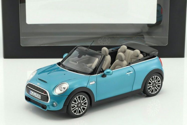 Paragon 1/18 BMW ミニ クーパーーS カブリオレ 開閉 MINI COOPER S CABRIOLET (F57) OPEN 2016