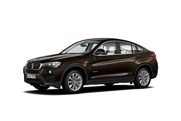 Paragon 1/18 BMW X4 XDRIVE 3.5d (F26) 2014 ブラウン Sparkling Brown