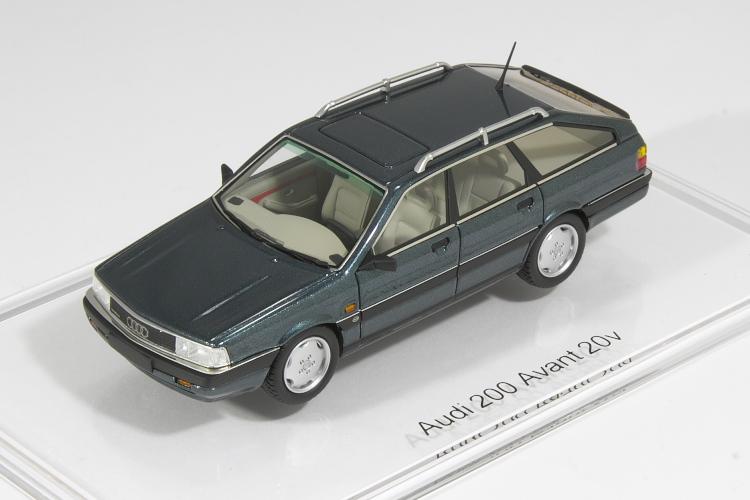 DNA Collectibles 1/43 アウディ 200 アバント 20V クワトロ 1991 Audi 200 Avant 20V Quattro 320台限定