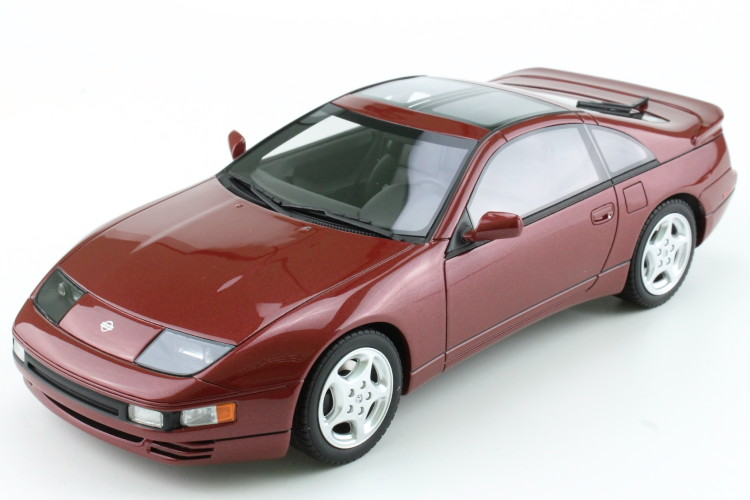 LS-COLLECTIBLES 1/18 日産 フェアレディZ 300ZX Z32 レッド NISSAN FAIRLADY Z Cherry red pearl