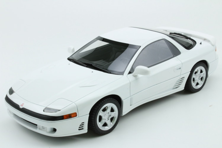 LS-COLLECTIBLES 1/18 三菱 3000 GTO 1992 ホワイト 3000GT