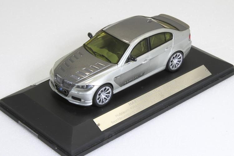 プレミアムX 1/43 BMW M3 ハルトゲ H50 V10 セダン 2005 HARTGE E90