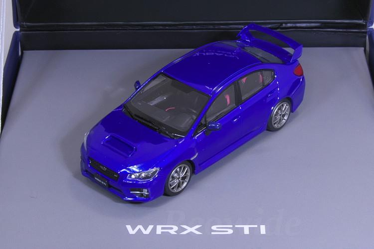 【予約受付中】 スバル特注 1 VAB/43 ブルー スバル WRX 1/43 DTI ブルー VAB, HADARIKI:4cd8a051 --- canoncity.azurewebsites.net