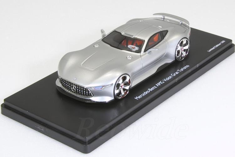 シュコー 1/43 メルセデス AMG ヴィジョン グランツーリスモ コンセプトカー Vision Gran Turismo Concept 500台限定