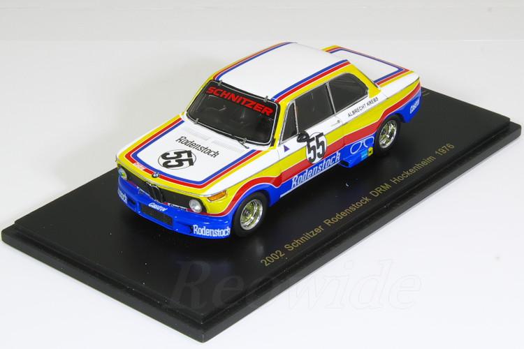 名作 スパーク 1 Schnitzer/43 BMW 海外ショップ特注 2002 Schnitzer Rodenstock DRM 1976 Hockenheim 1976 300台限定 海外ショップ特注, 厨房用品専門店!安吉:bd4c9fe2 --- canoncity.azurewebsites.net