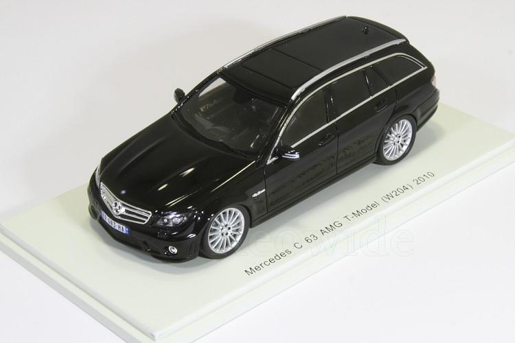 スパーク 1/43 メルセデス・ベンツ C63 AMG T-Model 2010 W204