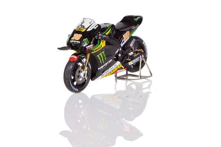 スパーク 1 12 ヤマハ YZR-M1 モンスター 7° MotoGP イタリアGP ムジェロ Smith WEB限定 2016 Bradley Yamaha GP スミス Monster Mugello ☆国内最安値に挑戦☆ ブラッドリー Italian
