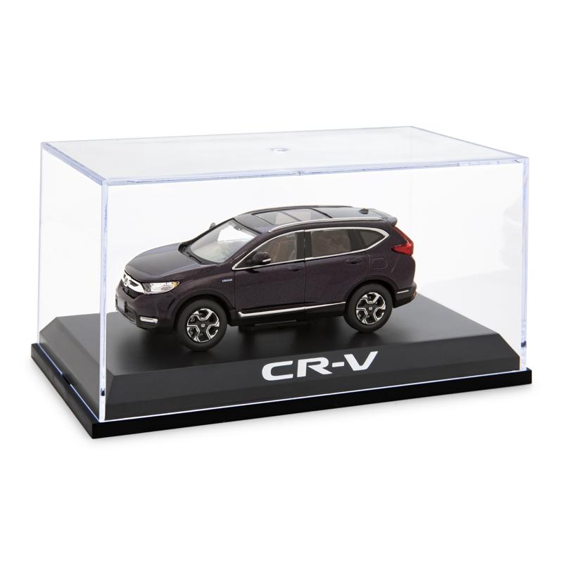 ホンダ特注 1/43 ホンダ CR-V 2018 プルーセブラック・メタリック