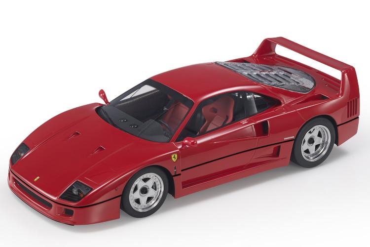 セール品 Top Marques 1 驚きの価格が実現 18 レッド フェラーリ F40 Ferrari
