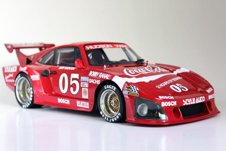 TOPMARQUES 1/12 ポルシェ 935 K3 コカ コーラ Porsche Coca Cola 2020年3月発売 予約受付中