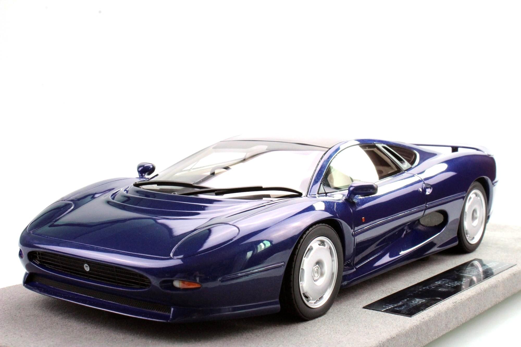 トップマルケス 1/18 ジャガー XJ 220 1992Top Marques Jaguar XJ220