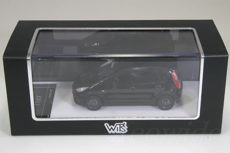 WIT's 1 / 43 Mitsubishi Colt Ralliart version R black