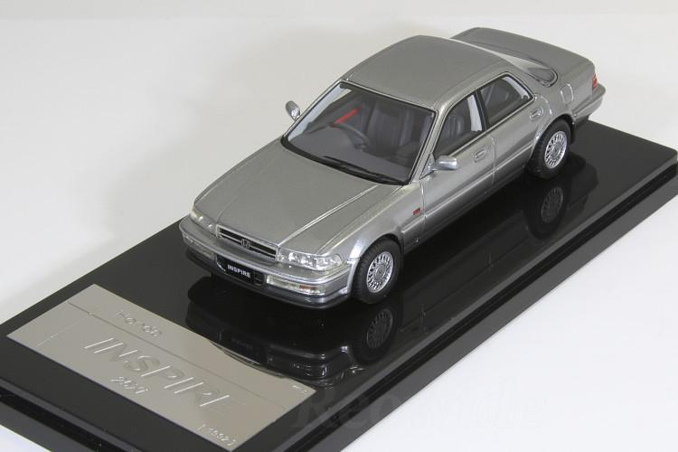 WIT'S 1/43 ホンダ インスパイア 25Xi 1992 シルバー(Solaris Silver Metallic)