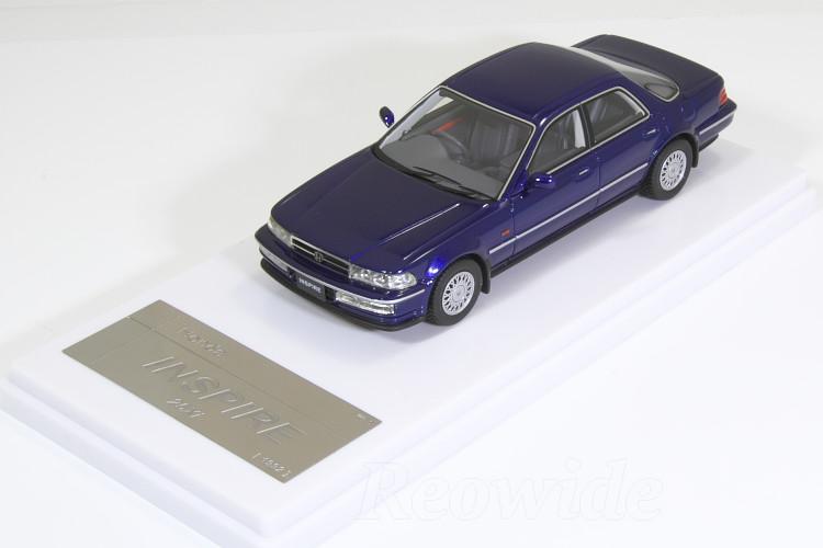 WIT'S 1/43 ホンダ インスパイア 25Xi 1992 ブルー (Cobalt Blue Pearl)