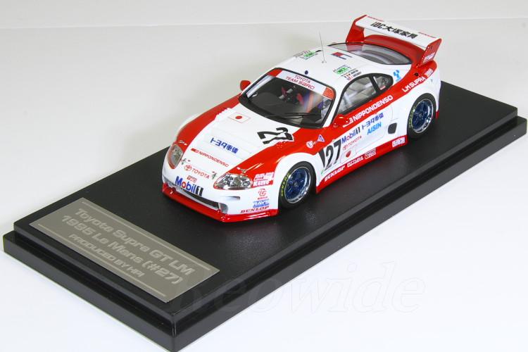 HPI 1/43 トヨタ スープラ GT LM #27 1995 ルマン
