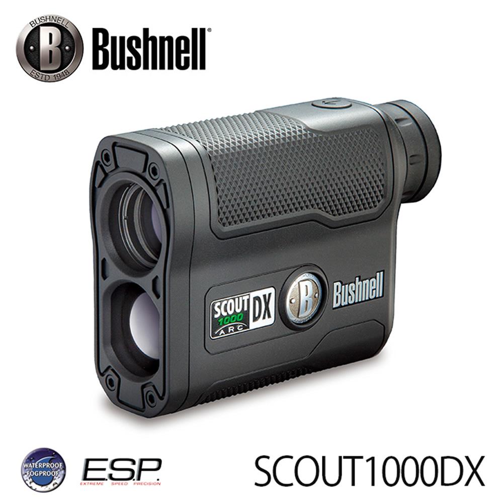 レーザー距離計 ブッシュネル スカウト1000DX (日本正規品) Bushnell SCOUT1000DX ライトスピード マニアックなプレゼントにも最適