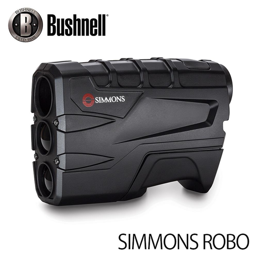 レーザー距離計 ブッシュネル シモンズ ロボ (日本正規品) Bushnell SIMMONS ROBO ライトスピード マニアックなプレゼントにも最適