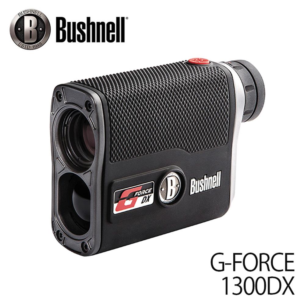 レーザー距離計 ブッシュネル Gフォース1300DX (日本正規品) Bushnell G-FORCE1300DX ライトスピードマニアックなプレゼントにも最適