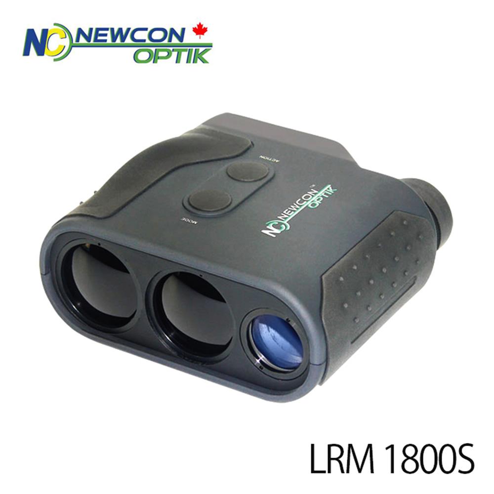 レーザー距離計 ニューコンオプティック LRM1800S (日本正規品) NEWCON OPTIK MONOCULARS マニアックなプレゼントにも最適