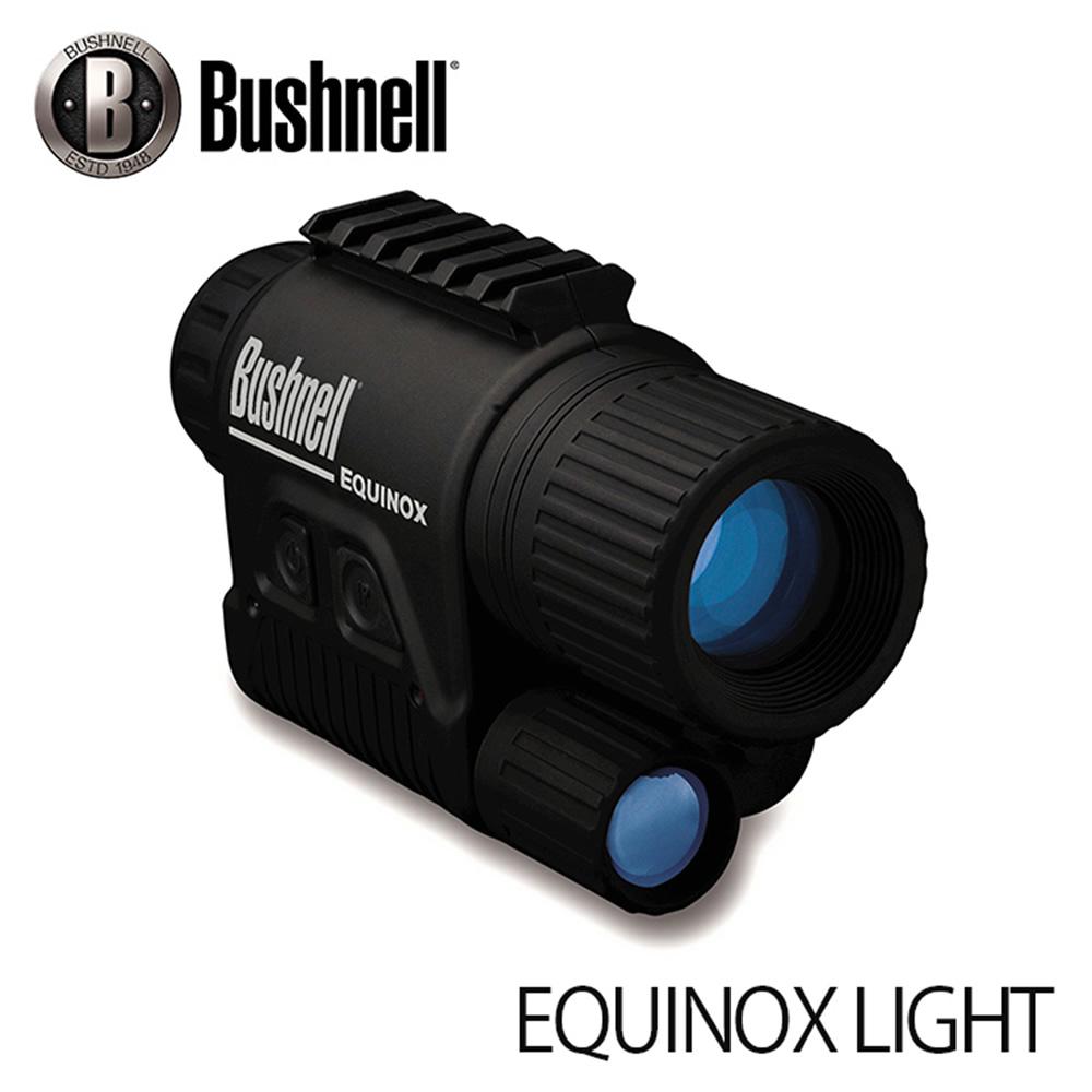 暗視スコープ ブッシュネル エクイノクスライト(日本正規品) Bushnell EQUINOX LIGHT ナイトビジョン マニアックなプレゼントにも最適