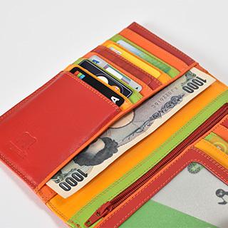 mywalit マイウォリット ラージ2つ折り財布 ウォレット 長財布 ロングウォレット MY1204楽ギフ 包装RCPTFc31JlK